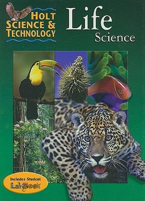 Life Science, Grade 6 9780030519499