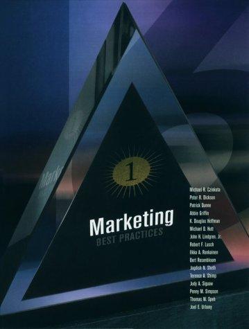 Marketing: Best Practices