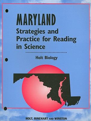 Maryland Holt Biology Strategies and Practice for Reading in Science