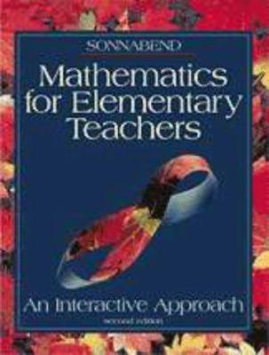 Math for Elementary Teachers