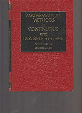 Mathematical Methods in Continuous and Discrete Systems