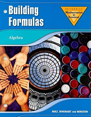 Mathematics in Context: Building Formulas