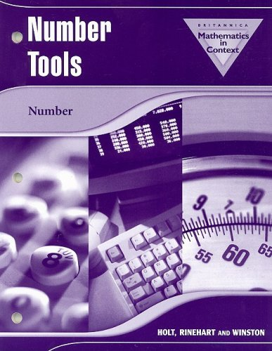 Mathematics in Context: Number Tools: Number