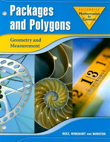 Mathematics in Context: Packages and Polygons: Geometry and Measurement