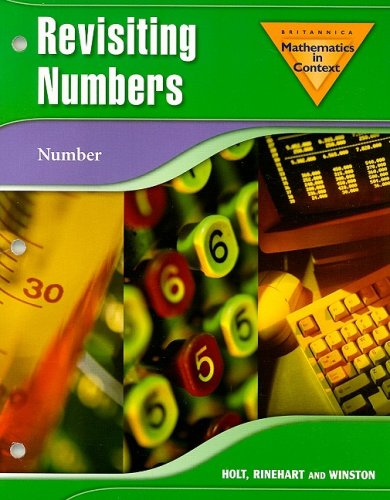 Mathematics in Context: Revisiting Numbers: Number