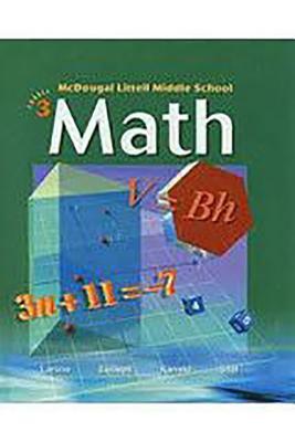 Mi Test Prep Tool Kit MS Math 2004 Crs 3