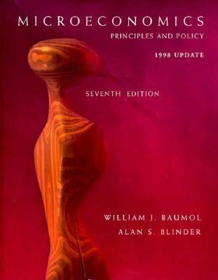 Micro: Principles and Policies