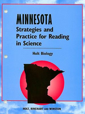 Minnesota Strategies and Practice for Reading in Science: Holt Biology