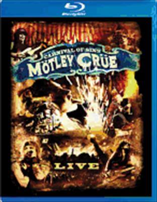Motley Crue: Carnival of Sins Live
