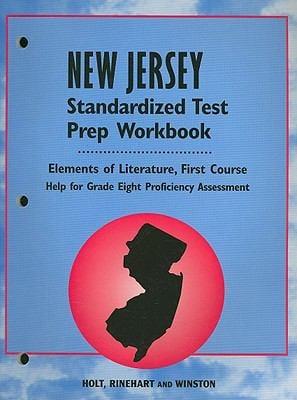 New Jersey Standardized Test Prep Workbook