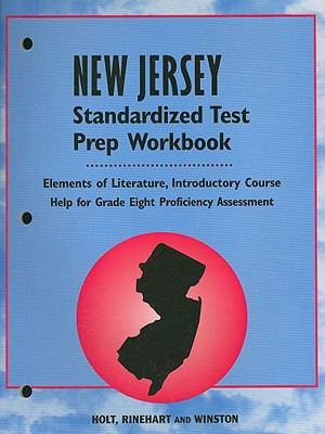 New Jersey Standarized Test Prep Workbook
