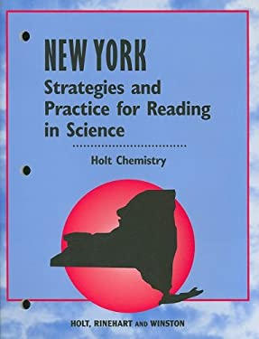New York Holt Chemistry Strategies and Practice for Reading in Science