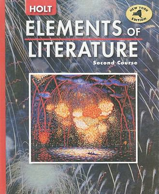 New York Holt Elements of Literature, Second Course