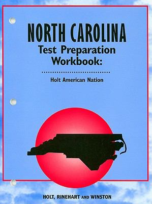 North Carolina American Nation Test Preparation Workbook