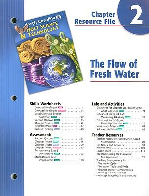 North Carolina Holt Science & Technology Chapter 2 Resource File: The Flow of Fresh Water: Grade 8