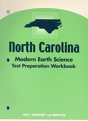 North Carolina Modern Earth Science Test Preparation Workbook