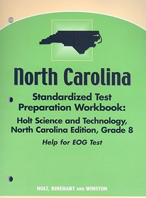 North Carolina Standardized Test Preparation Workbook