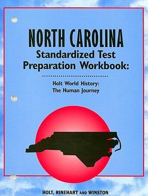 North Carolina World History Standardized Test Preparation Workbook: The Human Journey