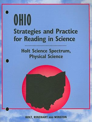 Ohio Holt Science Spectrum Strategies and Practice for Reading in Science