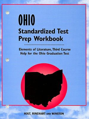 Ohio Standardized Test Prep Workbook, Third Course: Help for the Ohio Graduation Test