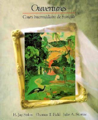 Ouvertures: Cours Intermediaire de Francais: Comprehension Auditive
