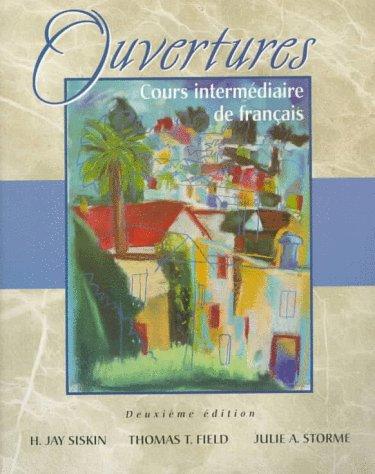 Overtures: Cours Intermediaire de Franciairs