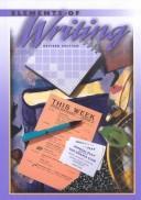 P/E Elem of Writing REV Ed 98 4th Cr/G10