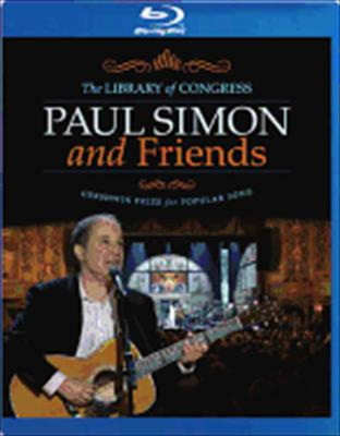 Paul Simon & Friends: The Library of Congress
