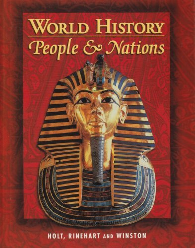 World History: People & Nations