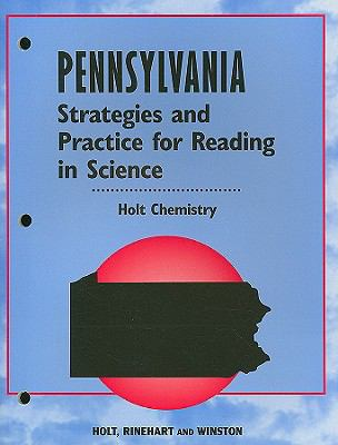 Pennsylvania Strategies and Practice for Reading in Science