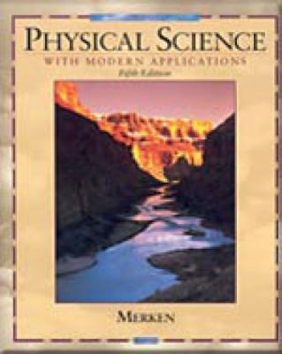 Physical Science with Modern Applications 9780030960109