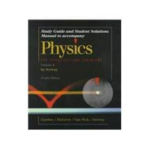 Physics for Science