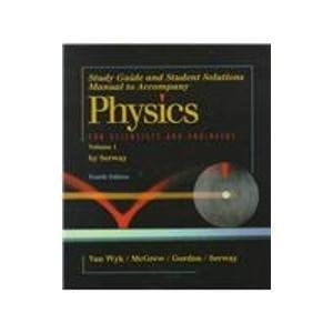 Physics for Scientists & Engineers