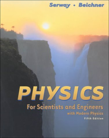 Physics for Scientists and Engineers [With CDROM]