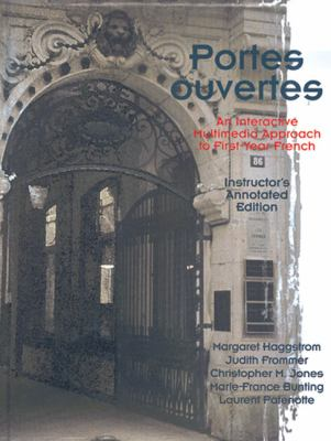 Portes Ouvertes [With CD (Audio)]