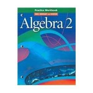 Practice Wkbk Alg 2 2001