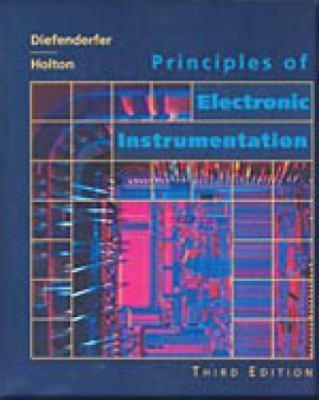 Principles of Electronic Instrumentation