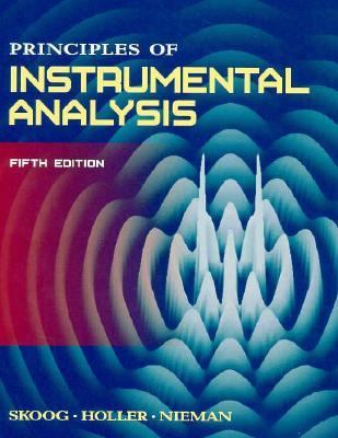 Principles of Instrumental Analysis 9780030020780