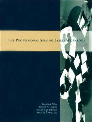 Professional Selling Workbook