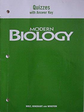 Quizzes W/Ansky Mod Biol 2006