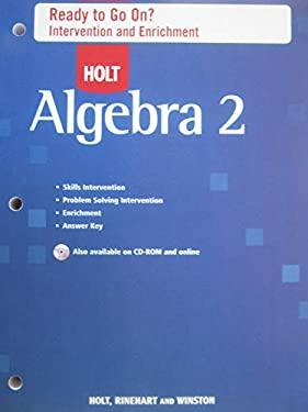 Ready to Go? W/Answ Algebra 2 2007