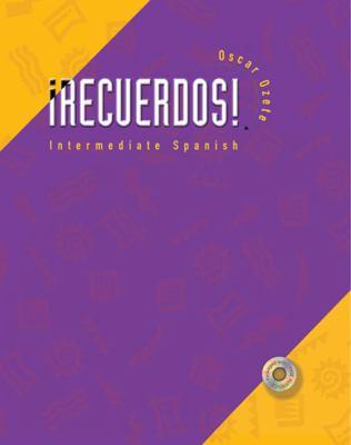 Recuerdos!: Intermediate Spanish [With CD (Audio)]