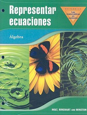 Representar Ecuaciones: Algebra