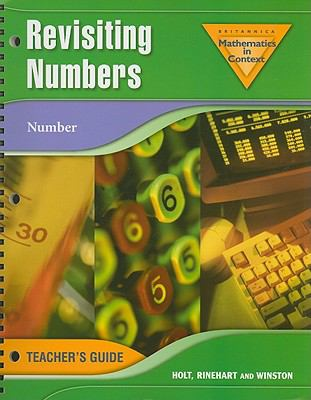 Revisiting Numbers: Number