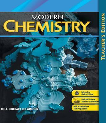 SC Te Modern Chemistry 2009