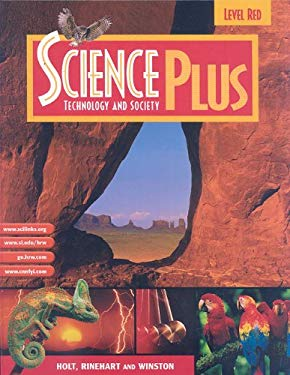 Science Plus: Technology and Society, Level Red