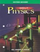 Section Reviews Physics 2002