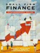 Small Firm Finance