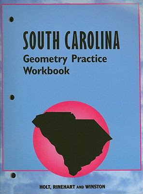 South Carolina Geometry Practice Workbook