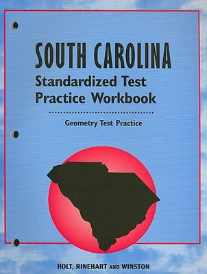 South Carolina Standardized Test Practice Workbook: Geometry Test Practice